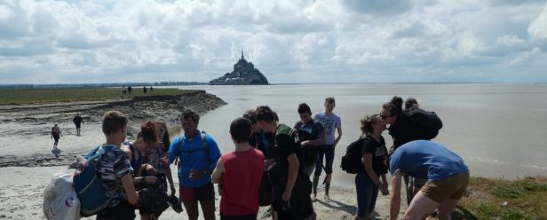 Voyage en Normandie - 3ème - Promo 2017/2018